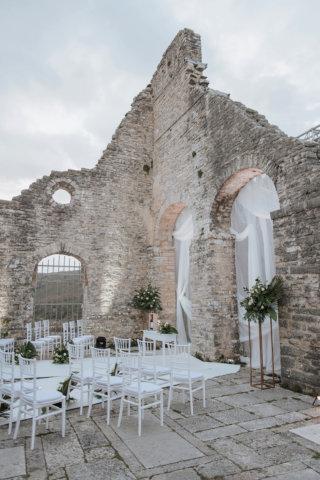Elopement Wedding in Kroatien - Die Location