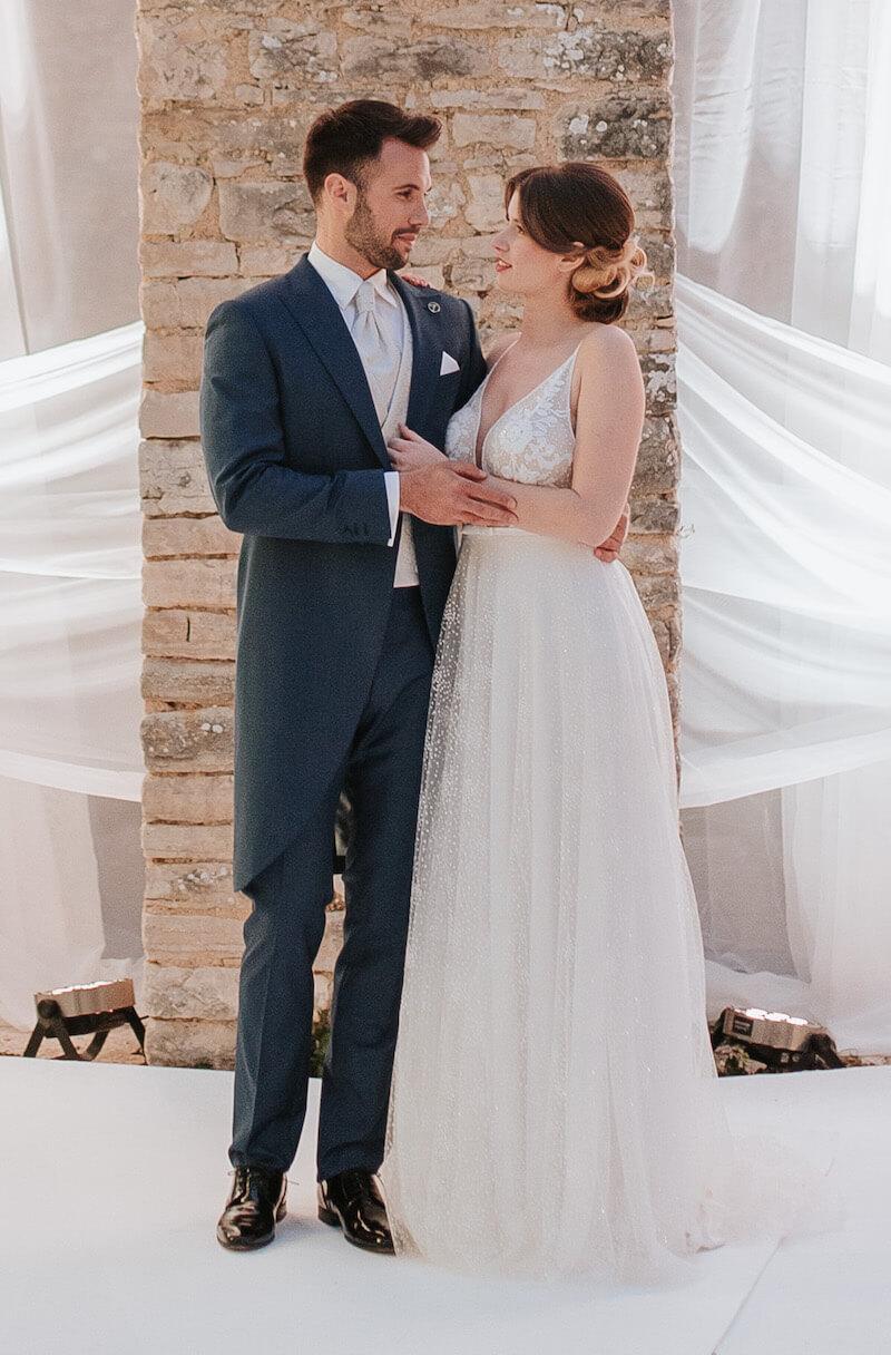 Elopement Wedding in Kroatien - Outfit Bräutigam