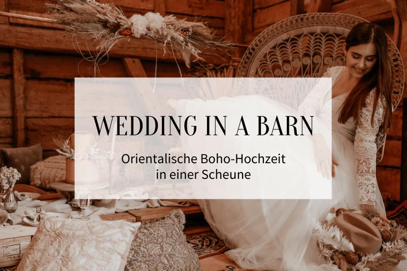 Wedding in a Barn_Titelbild