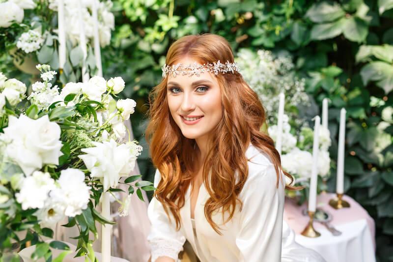 Beauty-Programm für die Braut - Gesichtspflege