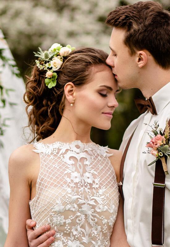 Beauty-Programm für die Braut - Gesicht