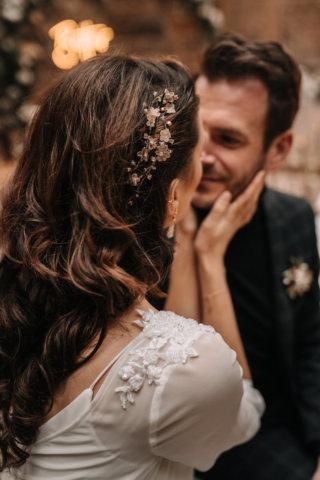 Highland-Hochzeit - Brautschmuck