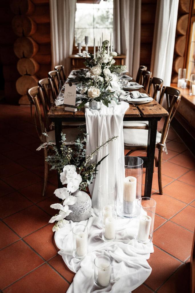 Hochzeitskosten sparen - Blattgrün einbauen