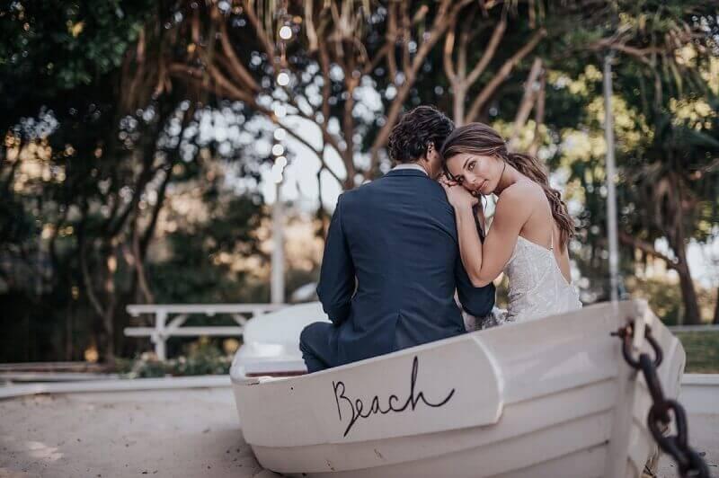 Hochzeitskosten sparen - Elopement Wedding