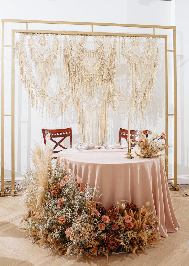 Hochzeitskosten sparen - Trockenblumen verwenden