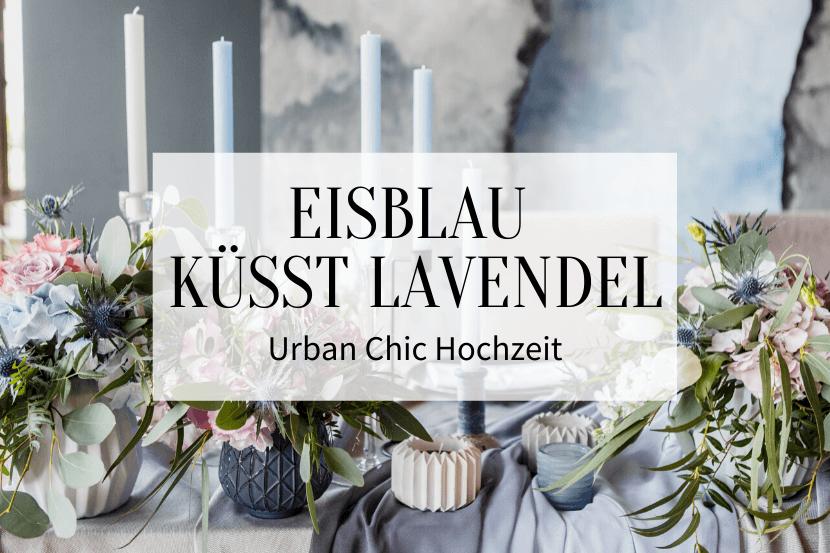 Eisblau küsst Lavendel_Hochzeitskiste - Titelbild