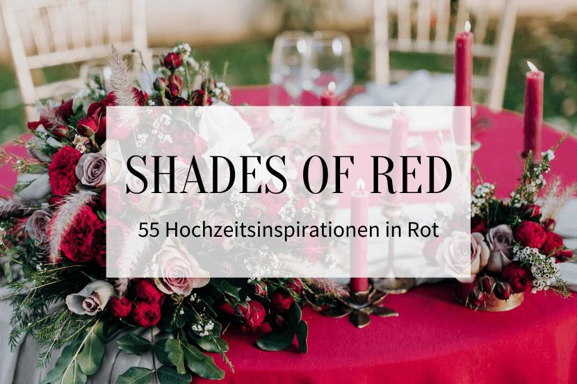 Shades of Red - Titelbild