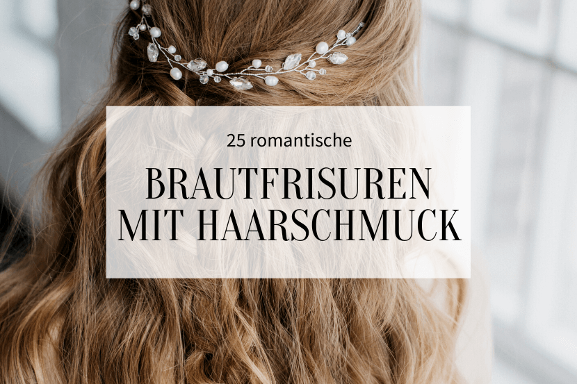 Brautfrisuren mit Haarschmuck_Titelbild