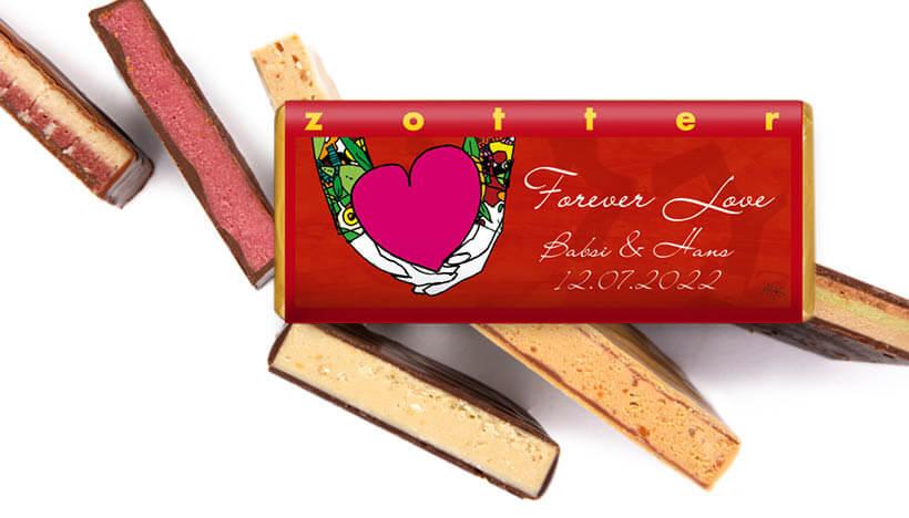 Unwiderstehliche Gastgeschenke - Handgeschöpfte Schokolade