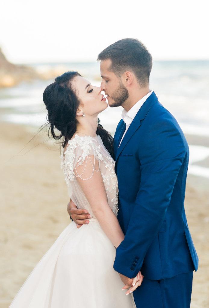 Perfekte Hochzeitsfotos - Brautpaar