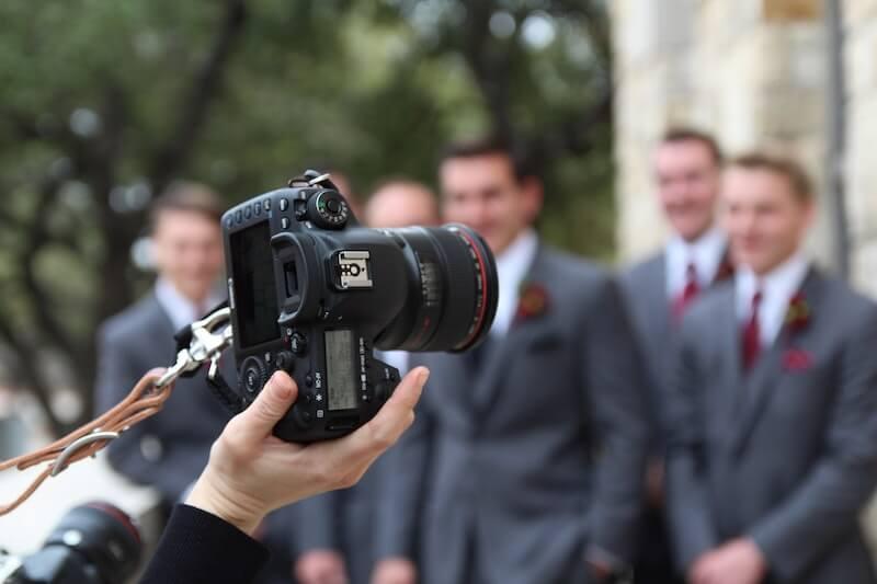 Perfekte Hochzeitsfotos